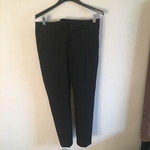 LOFT Marisa black dress pants! Great condition